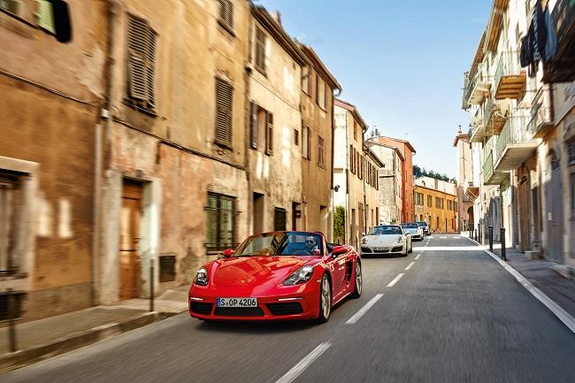 Porsche travel club 2