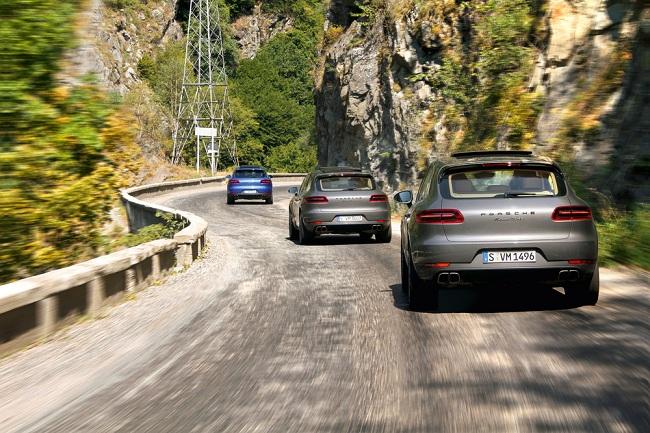 Porsche travel club 3