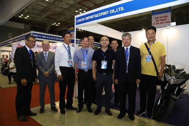 Khai mạc Triển lãm Saigon Autotech & Accessories 2018 – Xe Việt Nam
